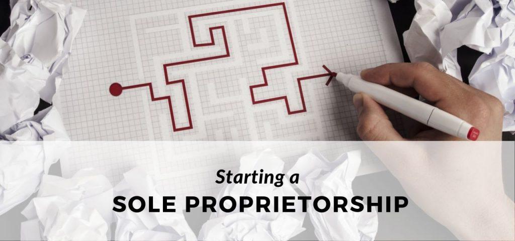 Starting a Sole Proprietorship Checklist